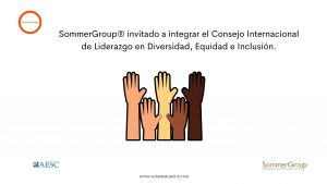 SommerGroup® en el Consejo Internacional de Liderazgo en Diversidad, Equidad e Inclusión