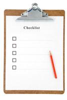 checklist enero