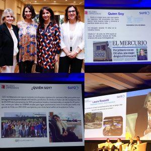 Cumbre Mujeres, historias diversas para un desafío común