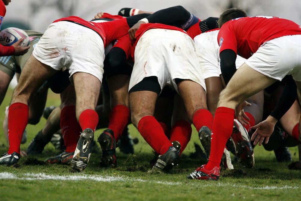 equipo rugby (trabajo en equipo)