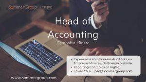 Head of Accounting