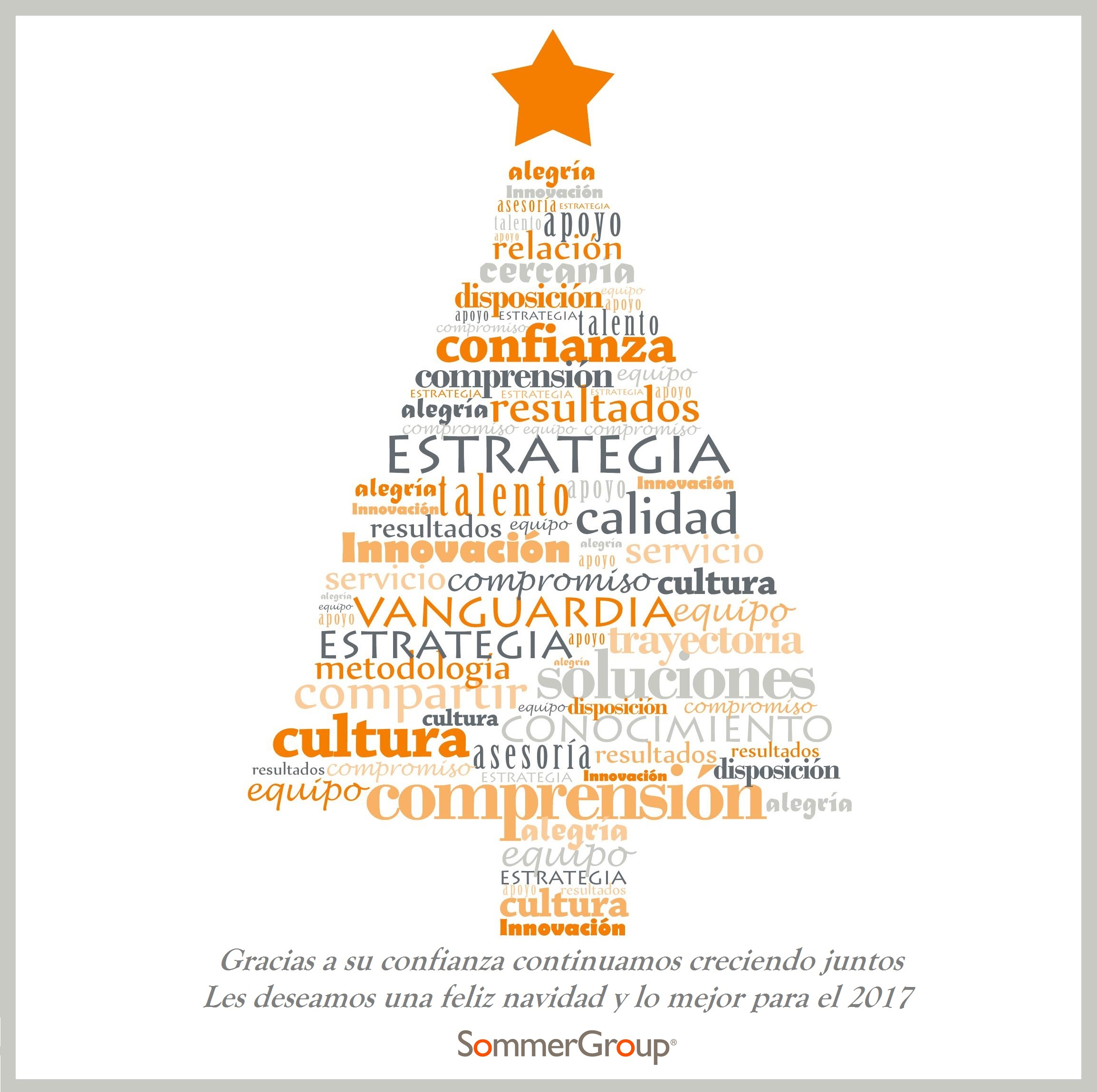 Merry Christmas – SommerGroup