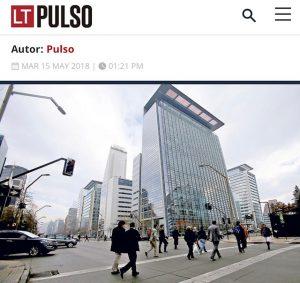 """""""Ejecutivos chilenos perciben que las TI tienen un rol protagónico en el mercado laboral"""", La Tercera 15/05/18"""