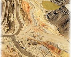 mineria tajo abierto
